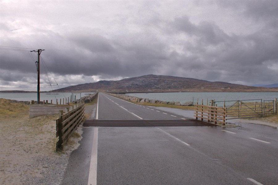 South Uist and Eriskay