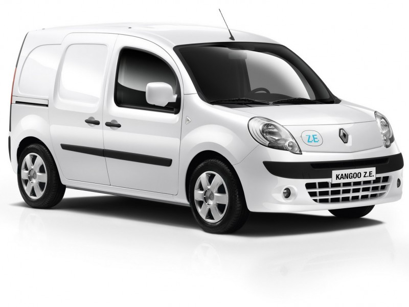 RENAULT KANGOO Car Hire Deals
